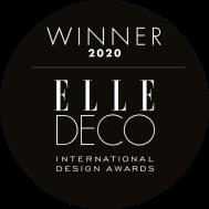 Winner 2020 - ELLE DECO