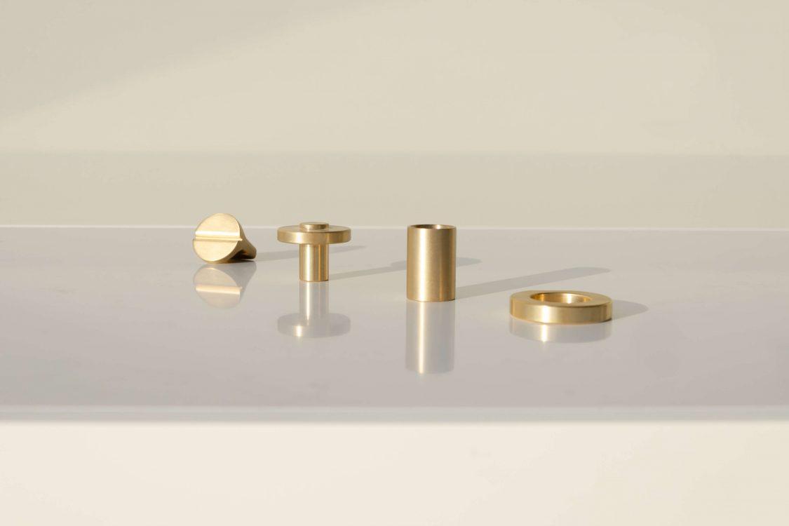 Mushroom | brass